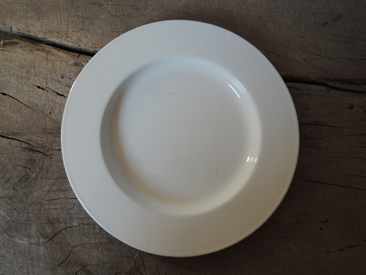 琺瑯リム皿