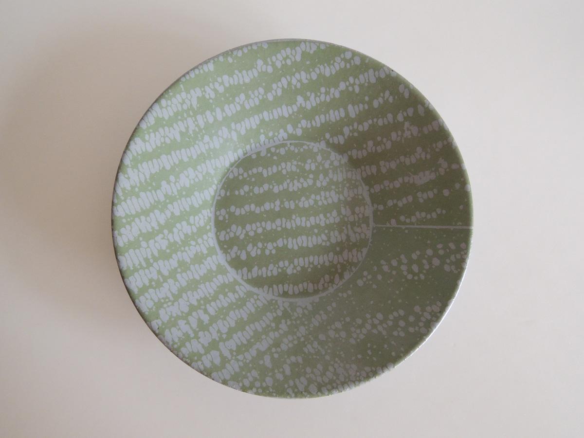 Plate (Green×Gray)