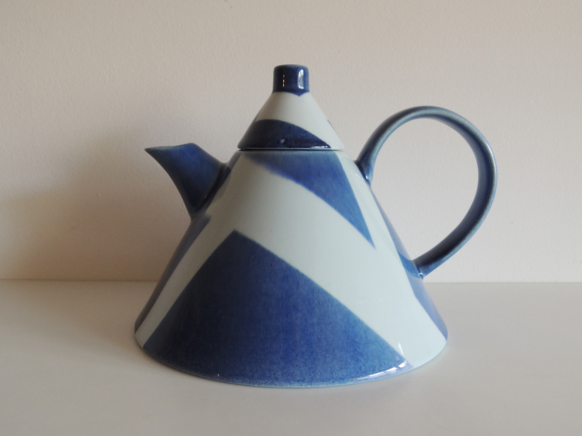 """Postmodern Tea Pot"""