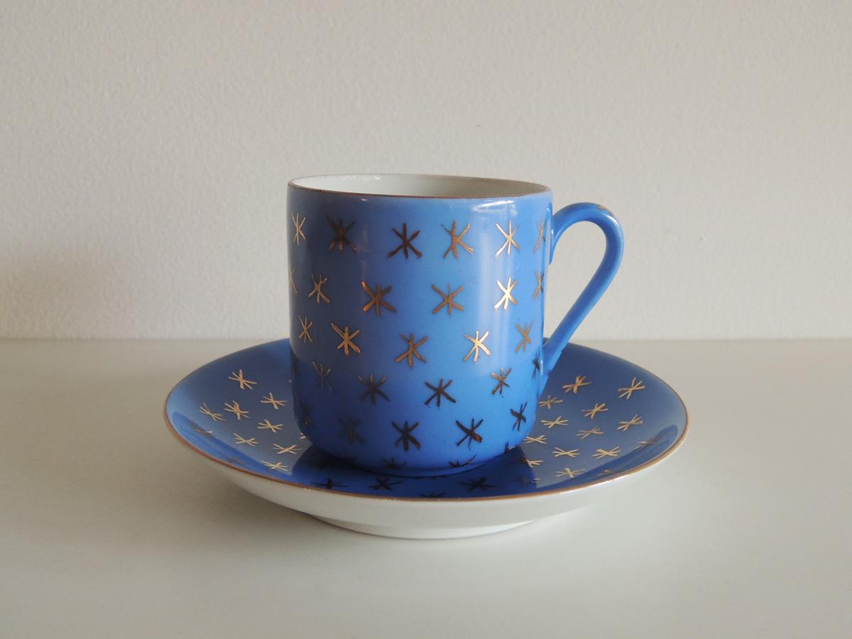 "Coffee demi C&S ""Starburst"""