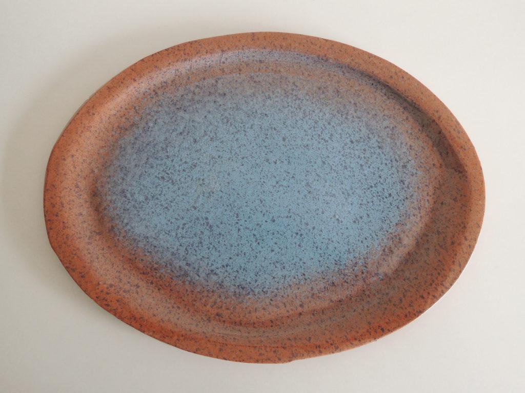 Oval Plate